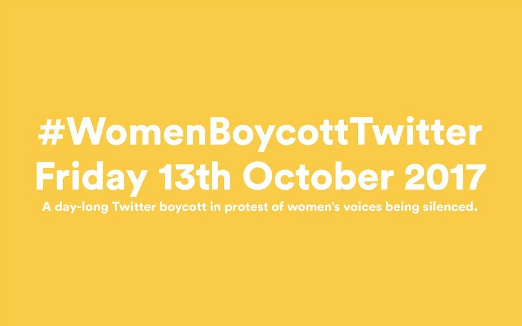 Women boyott twitter is just another demonstration of shining a light on white feminism